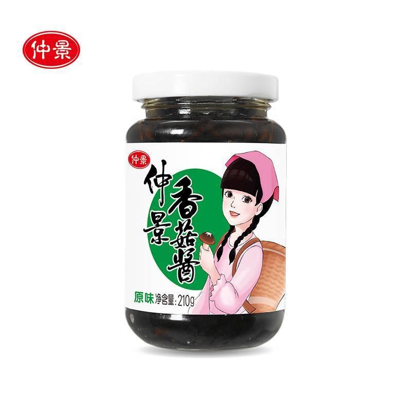 仲景香菇酱