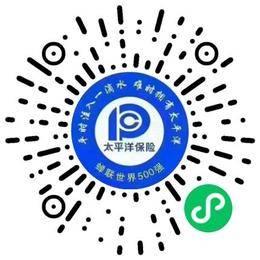 中国太平洋财产保险股份有限公司河南分公司电话销售扫码投递简历