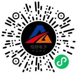 郑州恒辰电子科技有限公司美工/电商设计师扫码投递简历