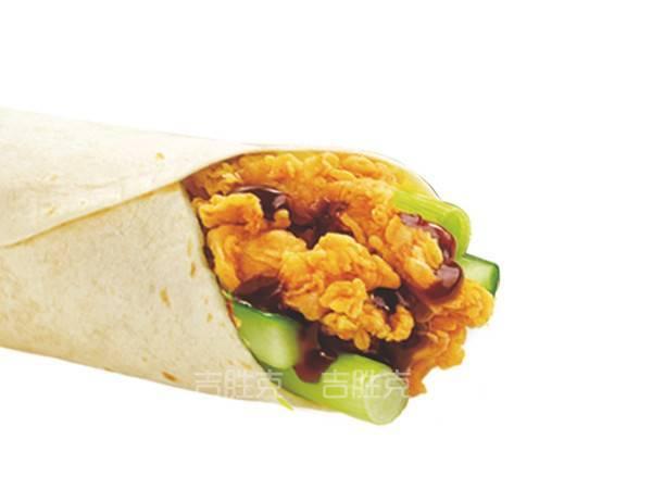 老北京鸡肉卷