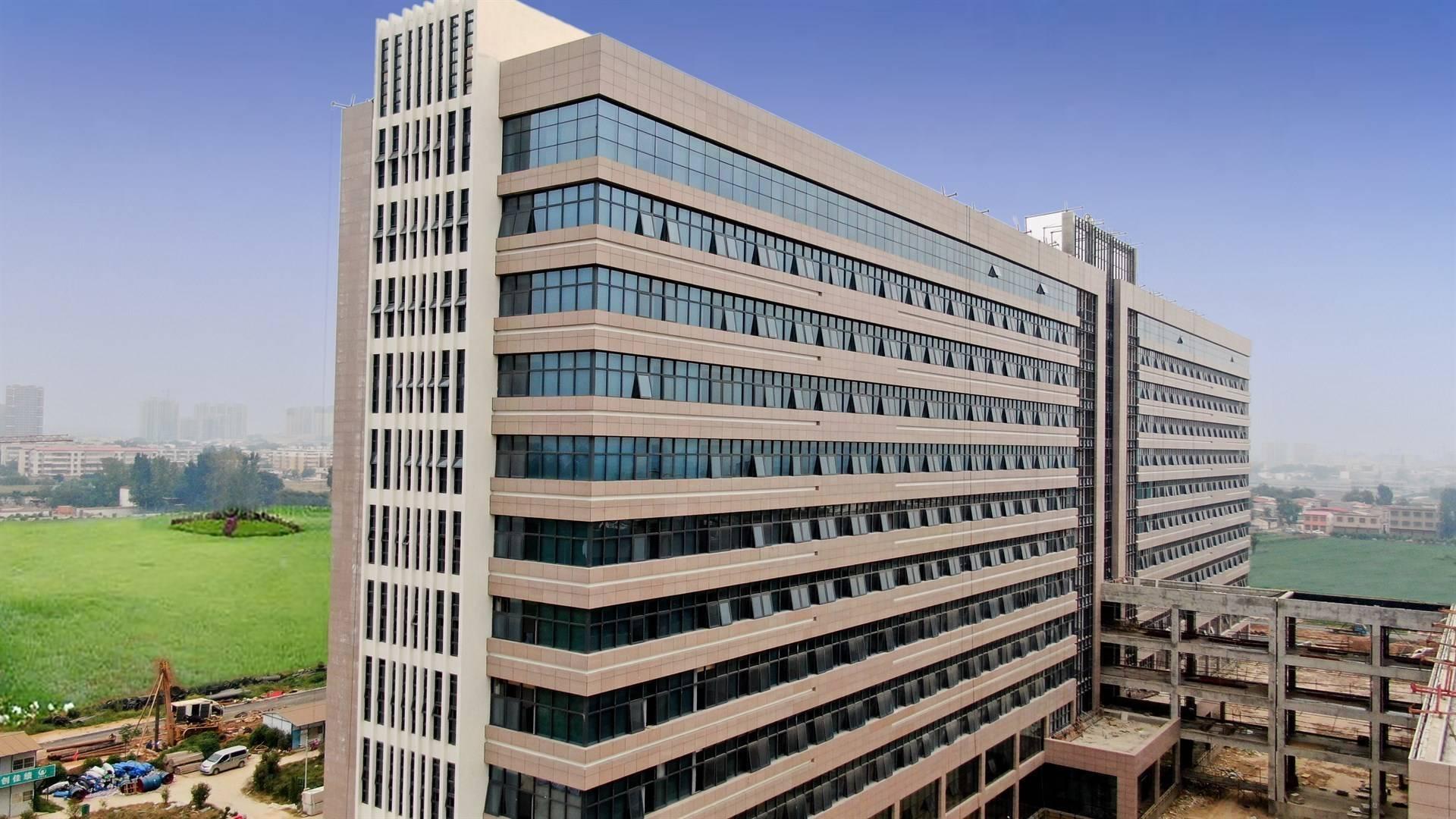 郏县人民医院迁建项目